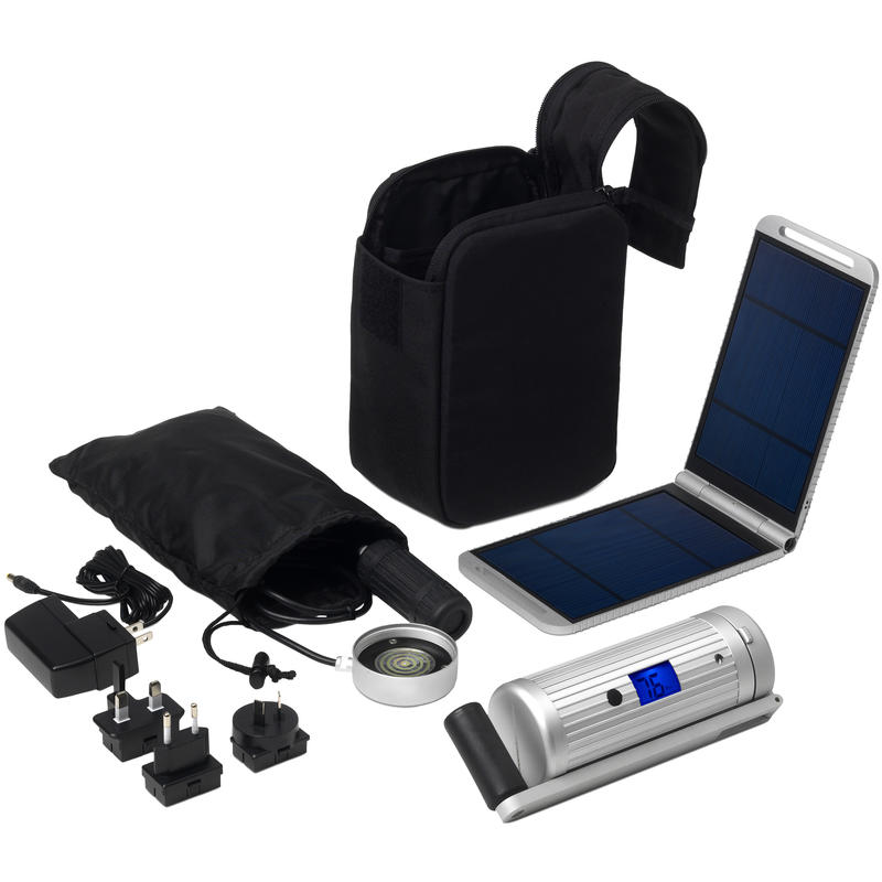 PowerMonkey Expedition Charger Silver