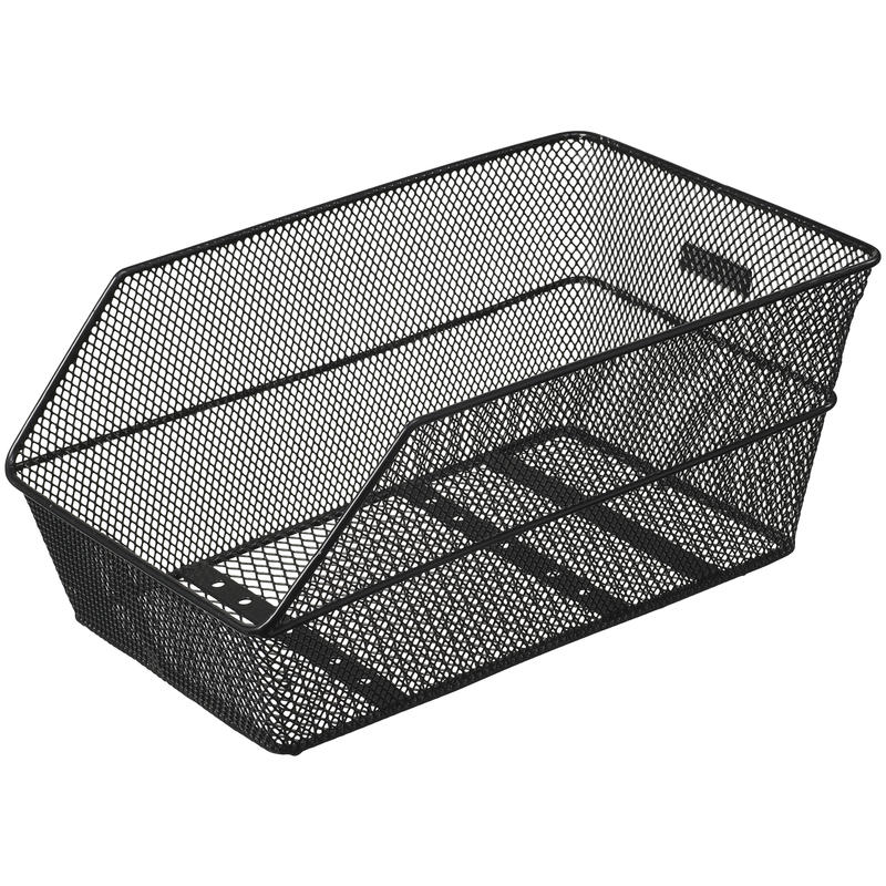 Cento Rear Centre Basket Black