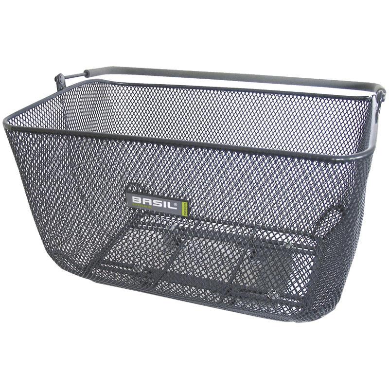 Catu Rear Centre Basket w/BasSolid System Titanium
