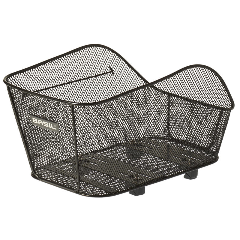 Icon Rear Basket w/ WSL System Black