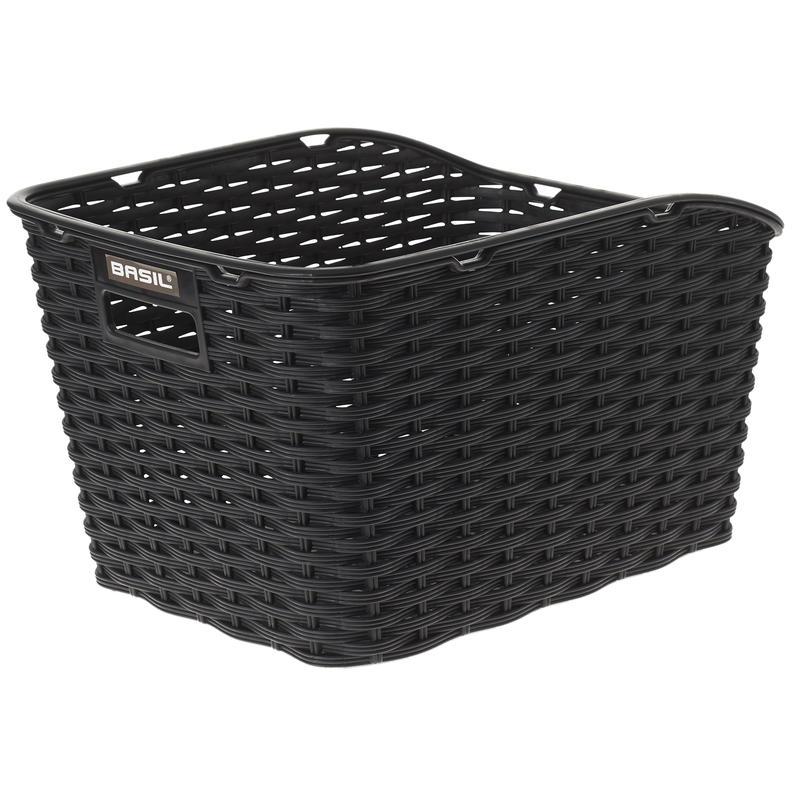 Weave WP Rear Basket Black