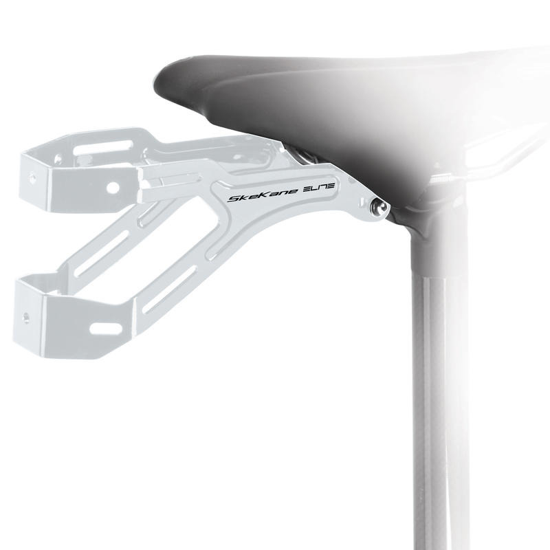 Ensemble pour rails de selle Skekane Blanc