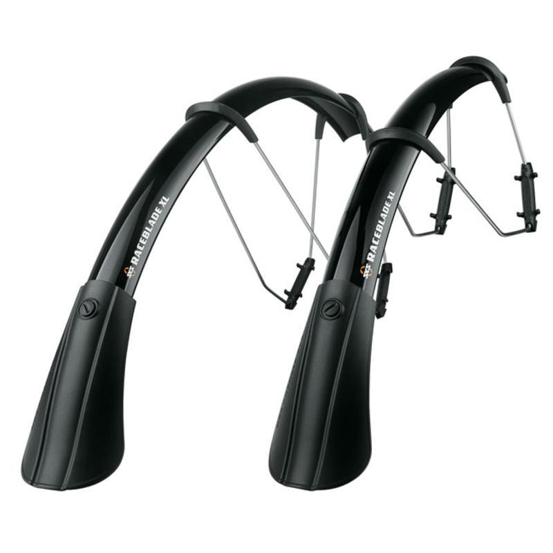 Raceblade XL Clip-On Fenders Black