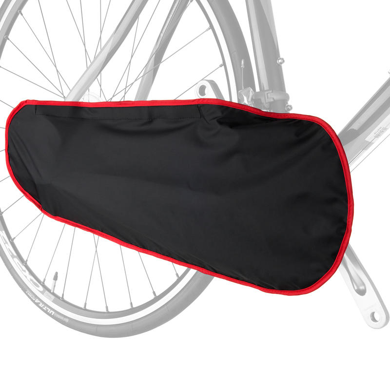 Drivetrain Cover Black