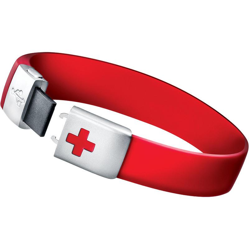 Epic ID USB Emergency ID Bracelet | MEC