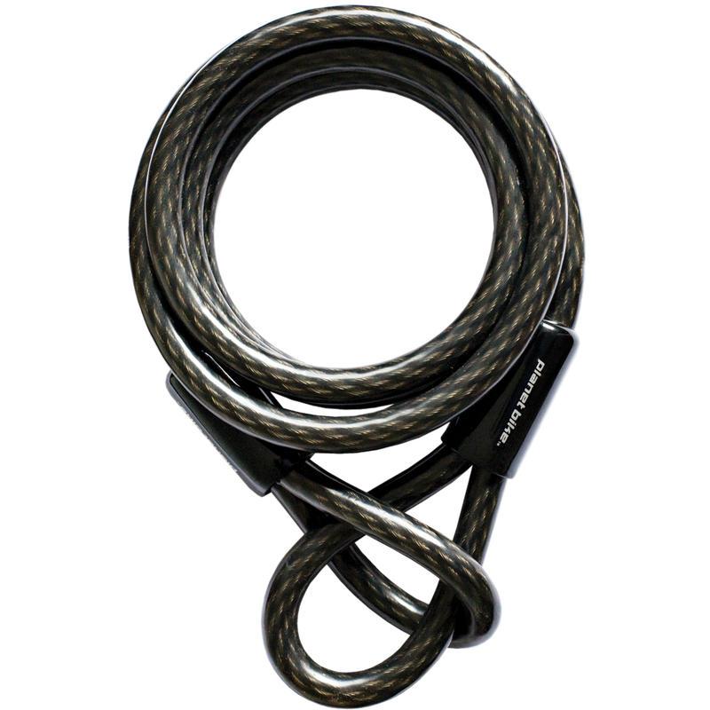Câble à boucles pour cadenas de vélo