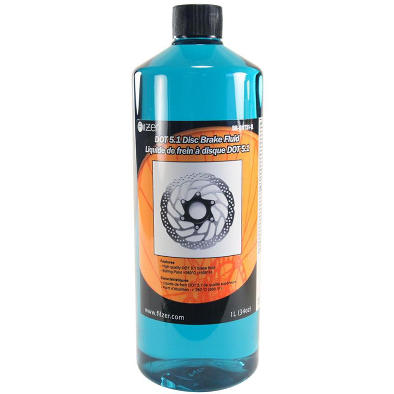 Liquide de frein DOT 5.1 (1 l)
