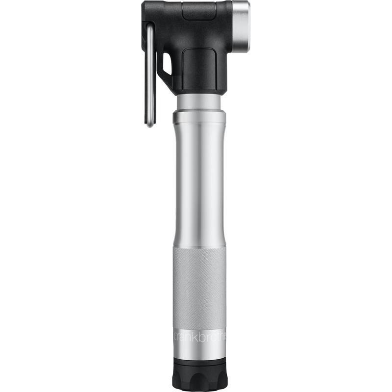 Sterling Short Mini Pump Silver