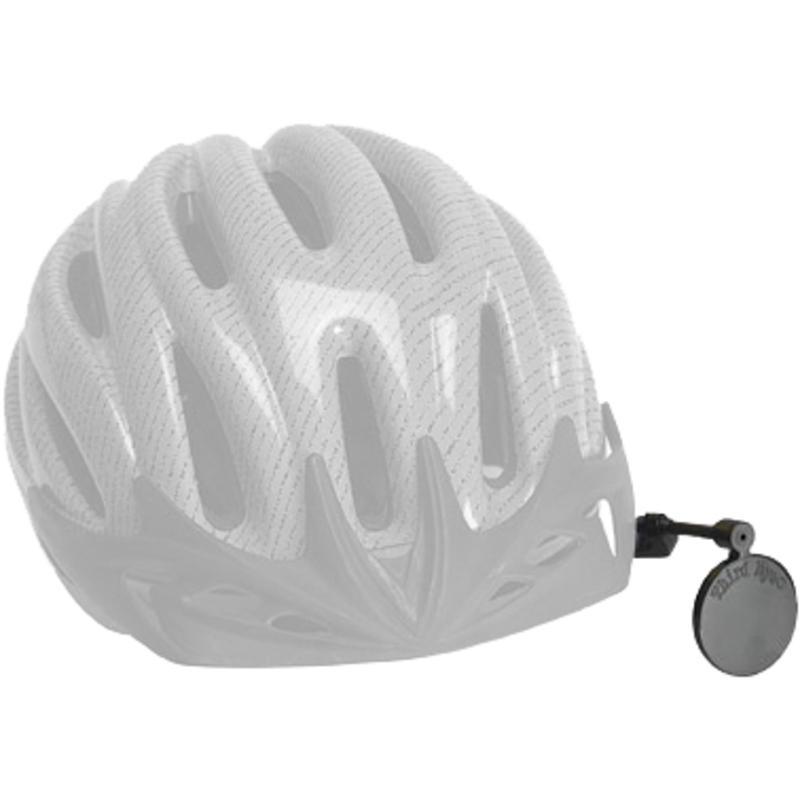Third Eye Bicycle Helmet Mirror Fits Hardshell Helmets And Visors
