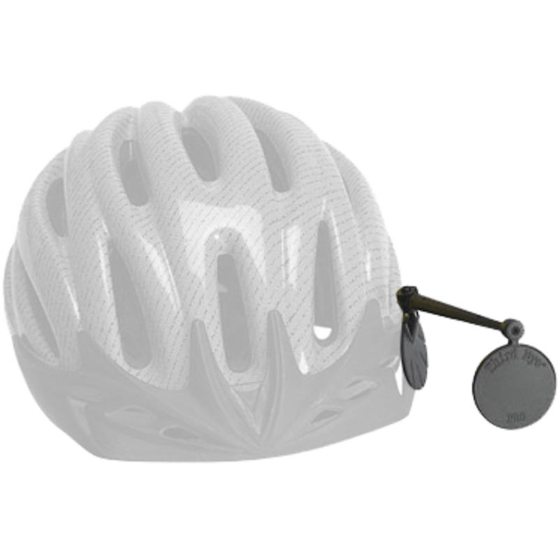 Mirror Foam Helmet Mount