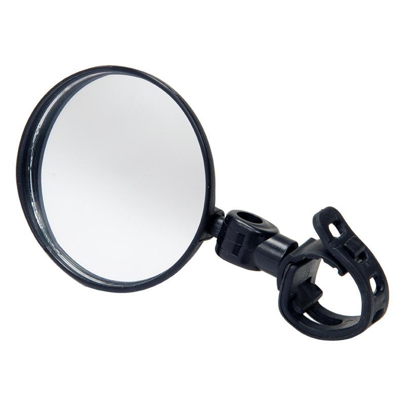 RV Bike Mirror Black