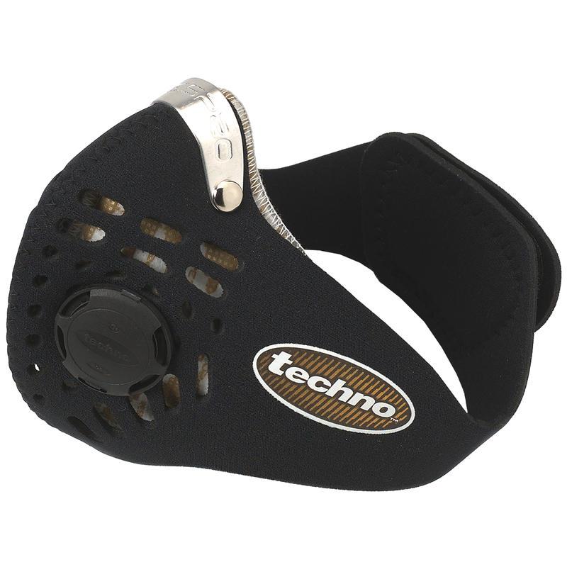 Techno Mask Black