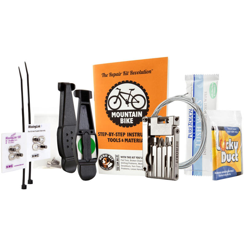 Mountain Bike Repair Kit