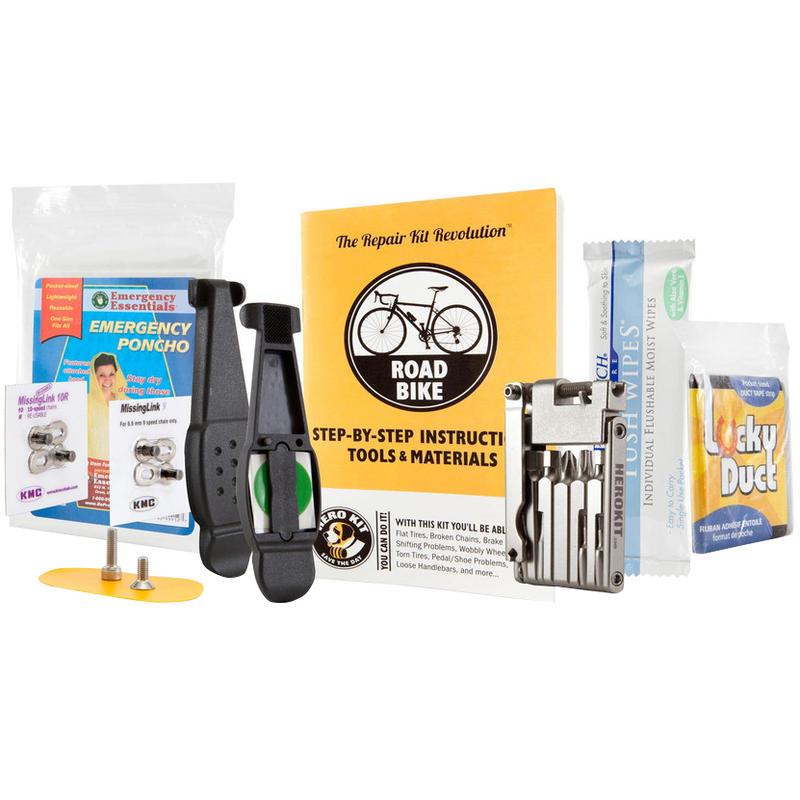 Road Bike Repair Kit