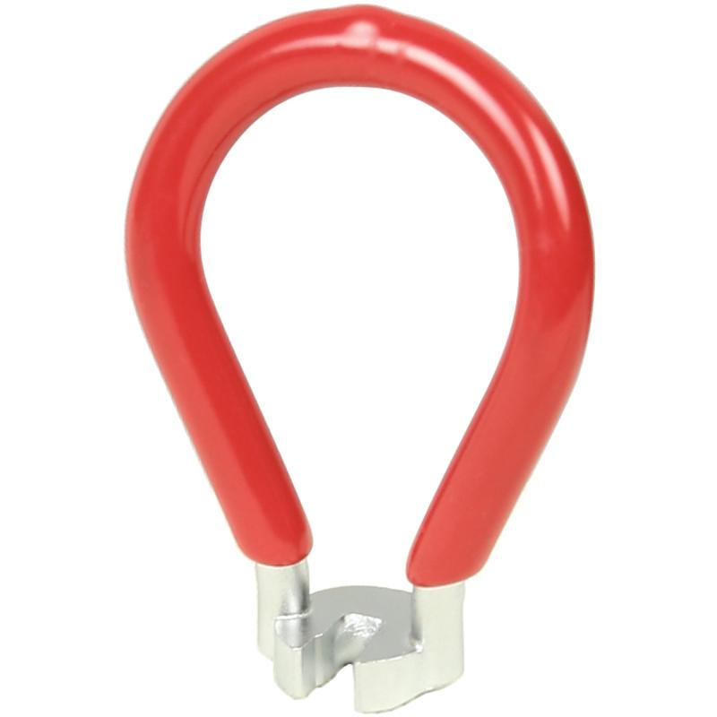 Clé à rayons pour vélo Rouge