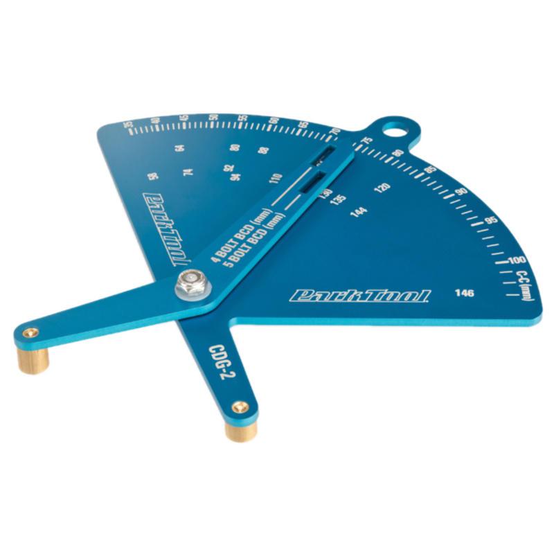 Jauge de diamètre pour plateau CDG-2