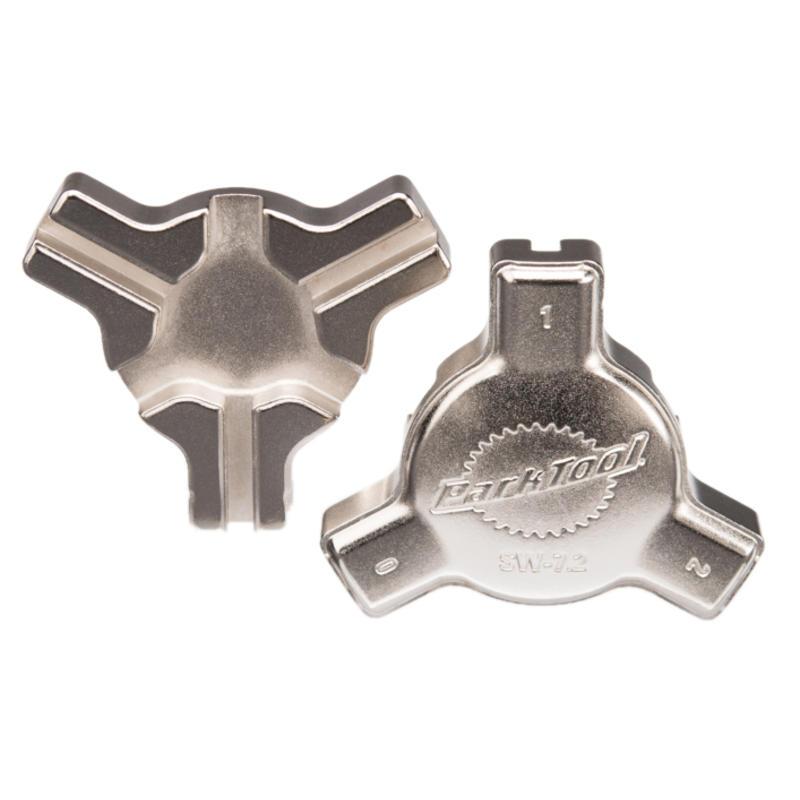 SW-7.2 Triple Spoke Key