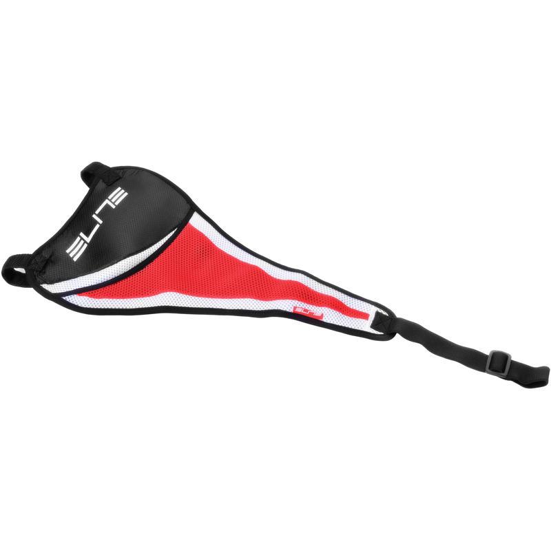 Tissu éponge pour vélo Protec Rouge