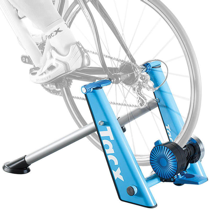 Blue Twist Bike Trainer