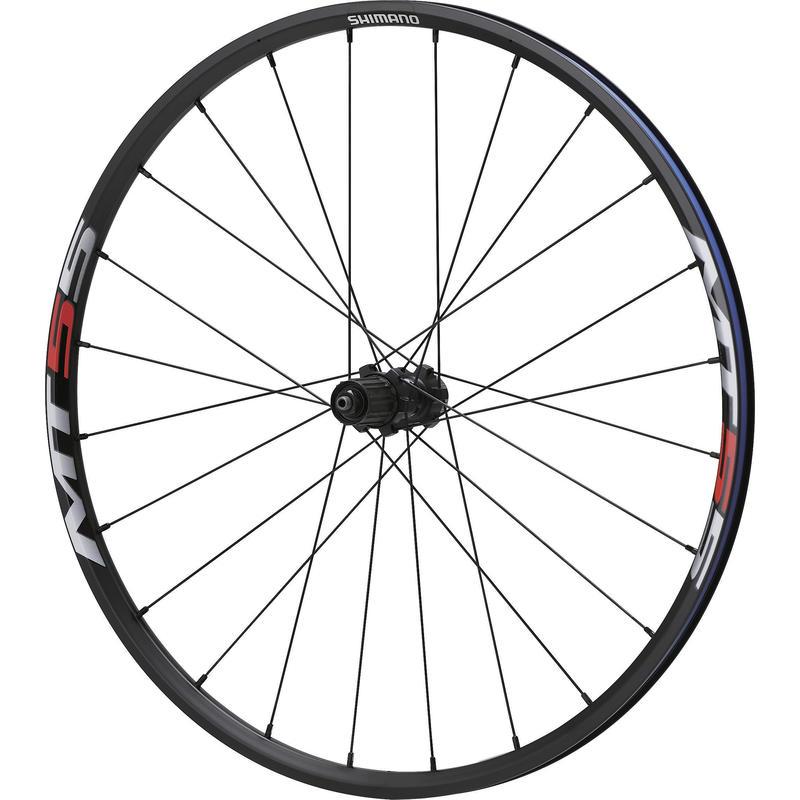 Roues de vélo de montagne WH-MT55 de 26 po Noir