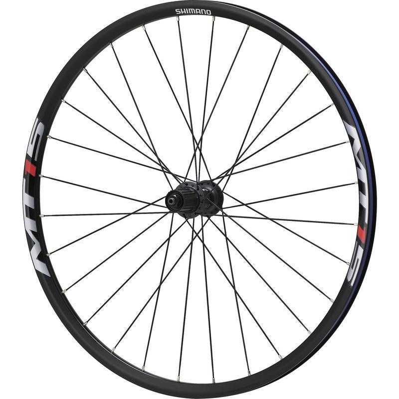 Roues de vélo de montagne WH-MT15 de 26 po Noir