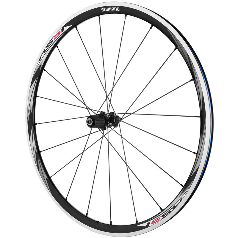 WH-RS31 700C Wheel Set (10/11 Speed) Black