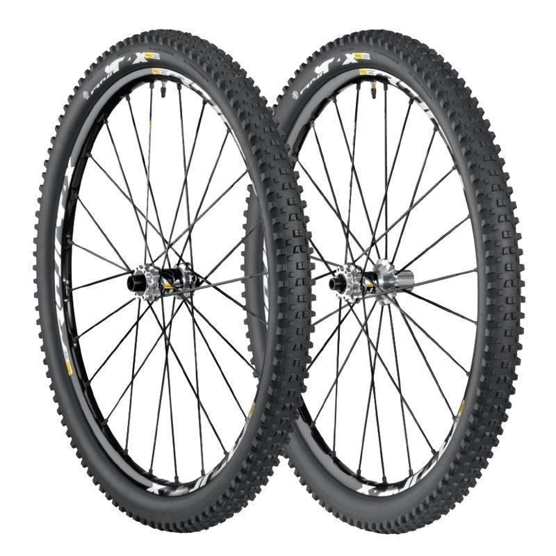 Roues Crossmax XL WTS avec pneus Crossmax Quest Noir