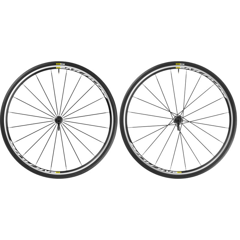Aksium Elite Wheelset w/ Yksion Elite Tires