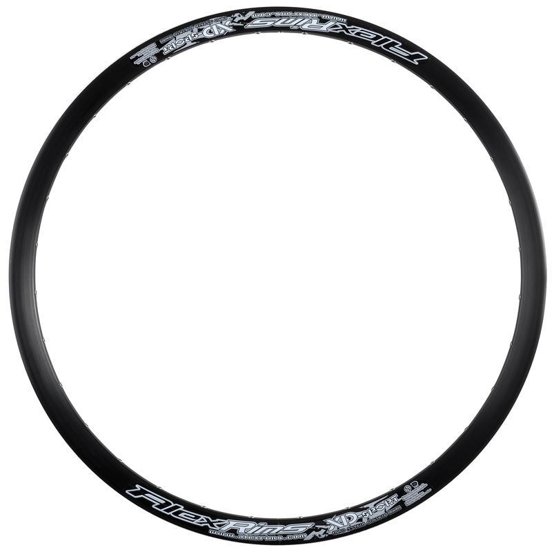 "XD Sport Rim 26"" 32 Hole Black"