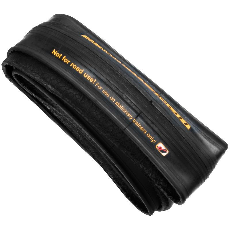 Ultra Sport Hometrainer 700 x 23 Folding Tire Black