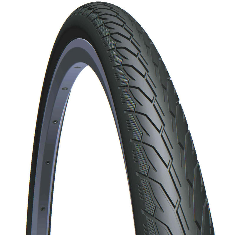 V66 Flash 700 Wire Tire Black