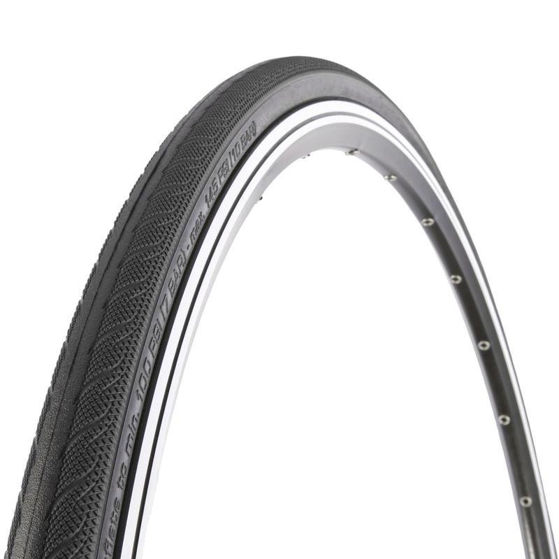 Pneu pliable Rubino Pro 700C 150 TPI Noir