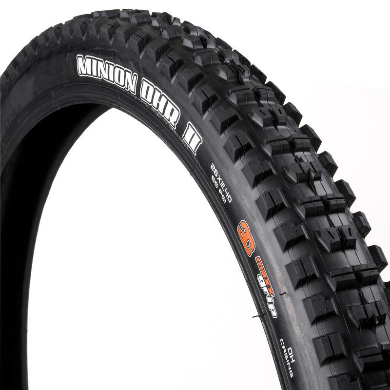 Minion DHR II 26 x 2.4 3C Maxx Grip Wire Tire Black