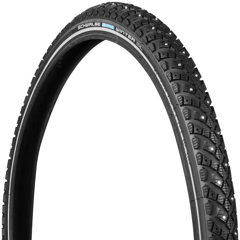 Winter 26 x 1.75 Wire Tire Black