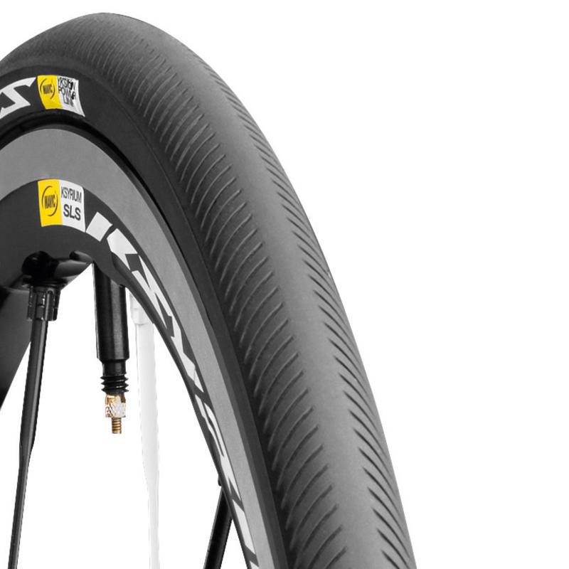 Yksion Pro Powerlink Folding Rear Tire Black