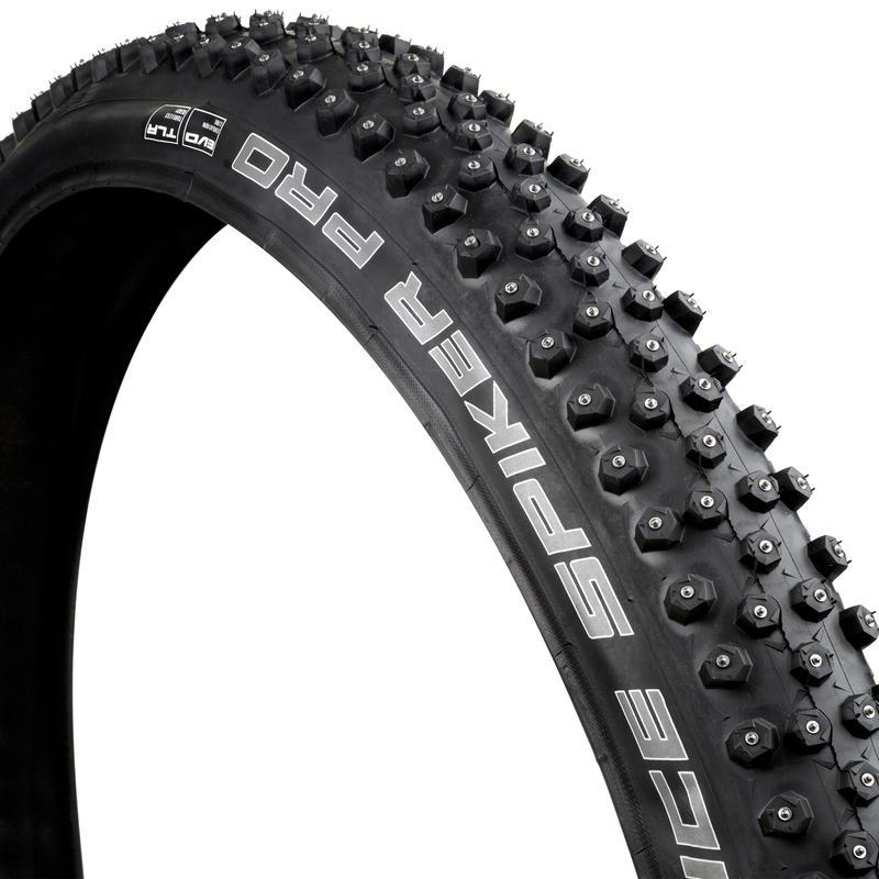 Pneu de vélo pliable Ice Spiker Pro 29 x 2,25 Noir