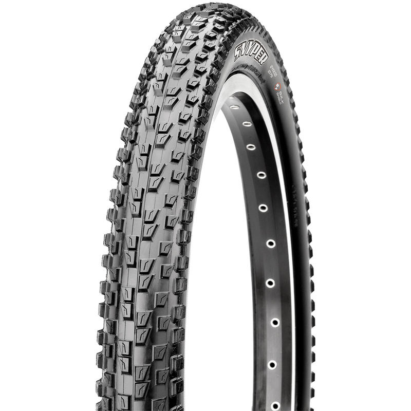 "Snyper 24"" Wire Tire Black"
