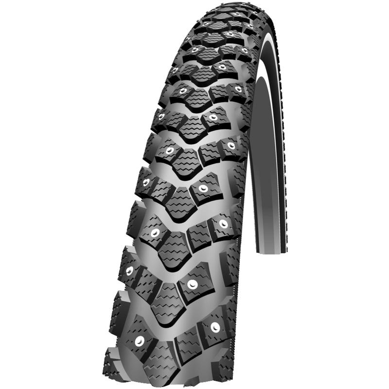 "Marathon Winter HS 396 26"" Wire Tire Black"