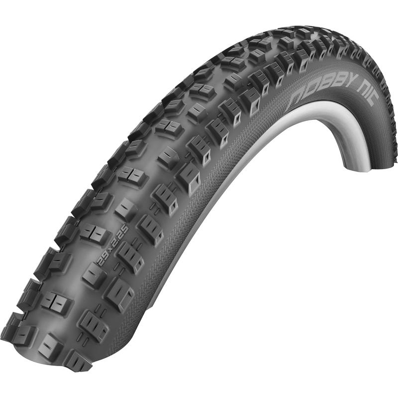"Nobby Nic 27.5"" EVO TLE Folding Tire Black"