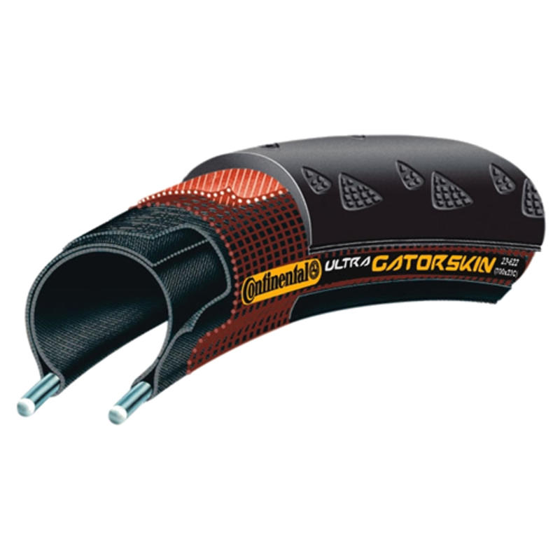 GatorSkin Folding Tire Black