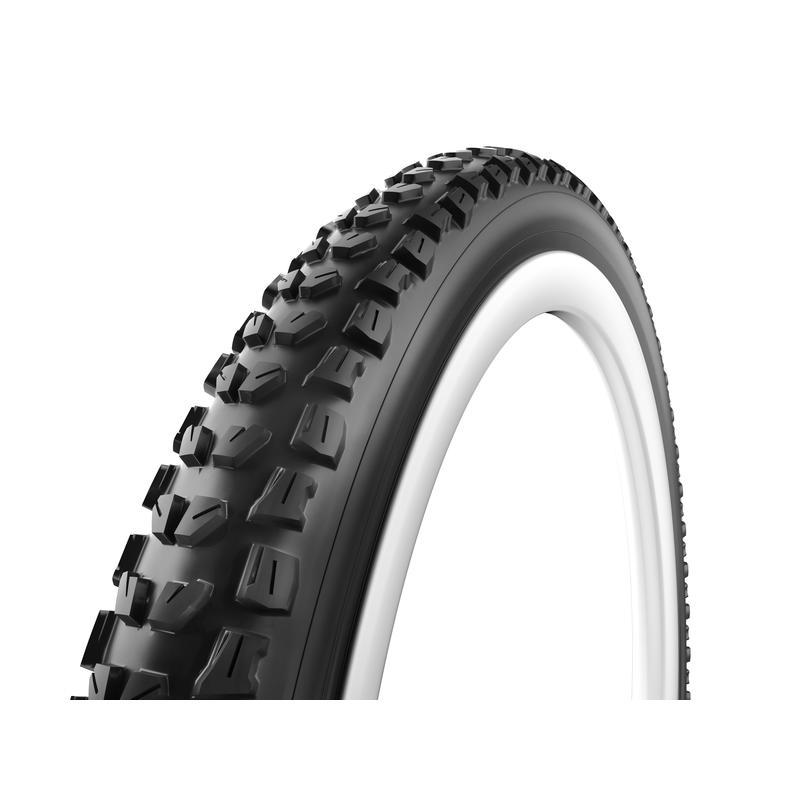 Goma 26 Wire Tire Black