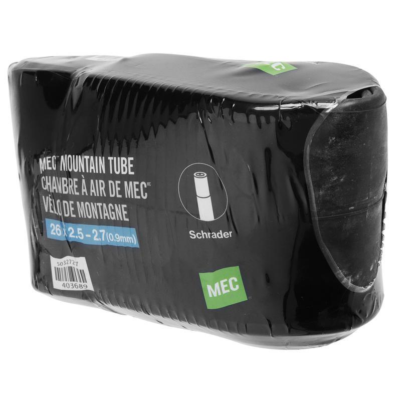 26 x 2.50-2.70 Tube Schrader Valve