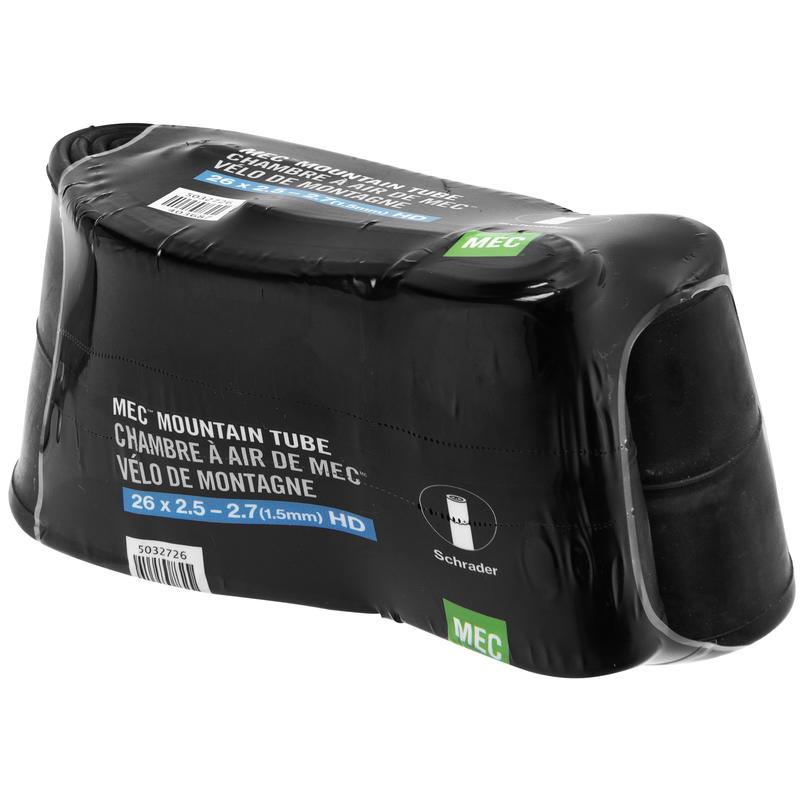 26 x 2.5-2.7 (1.5mm) HD Tube Schraeder Valve