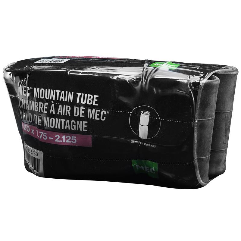 20 x 1.75-2.125 Tube Schrader Valve