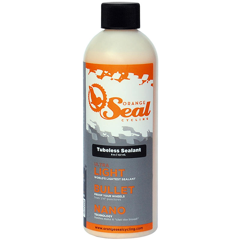 Tubeless Sealant 8oz w/Injector