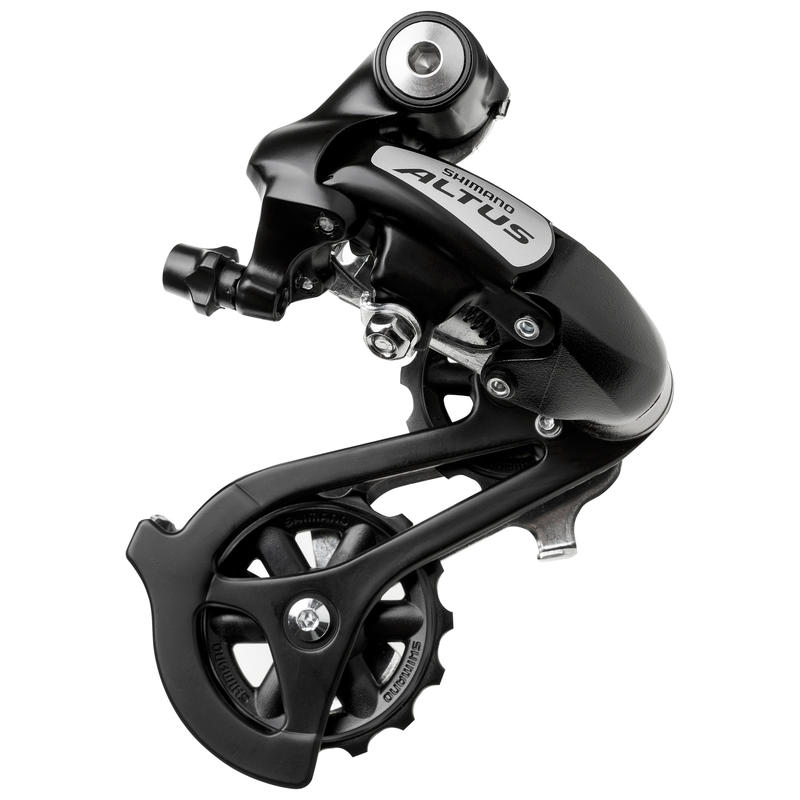 Altus RD-M310 7/8 Speed Rear Derailleur Black