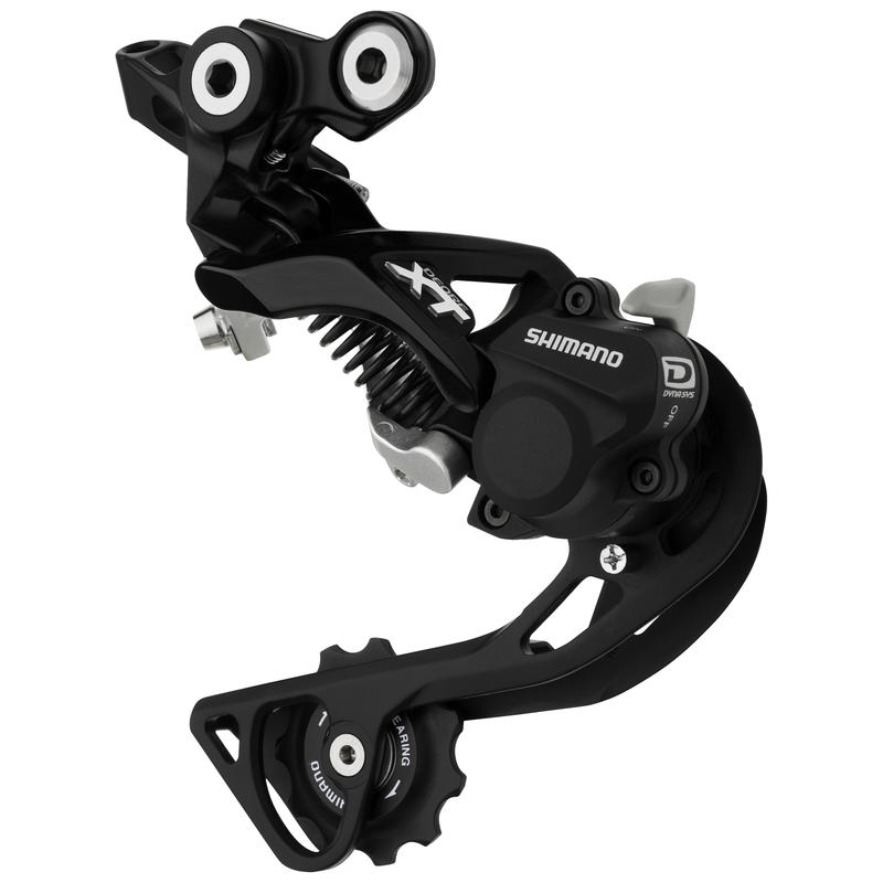Deore XT RD-M786 GS Shadow Plus Rear Derailleur Black