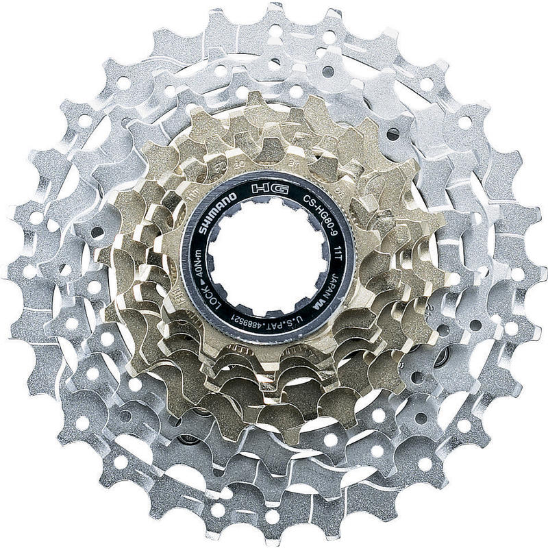 CS-HG80 Deore LX 9-Speed 11-34T Cassette