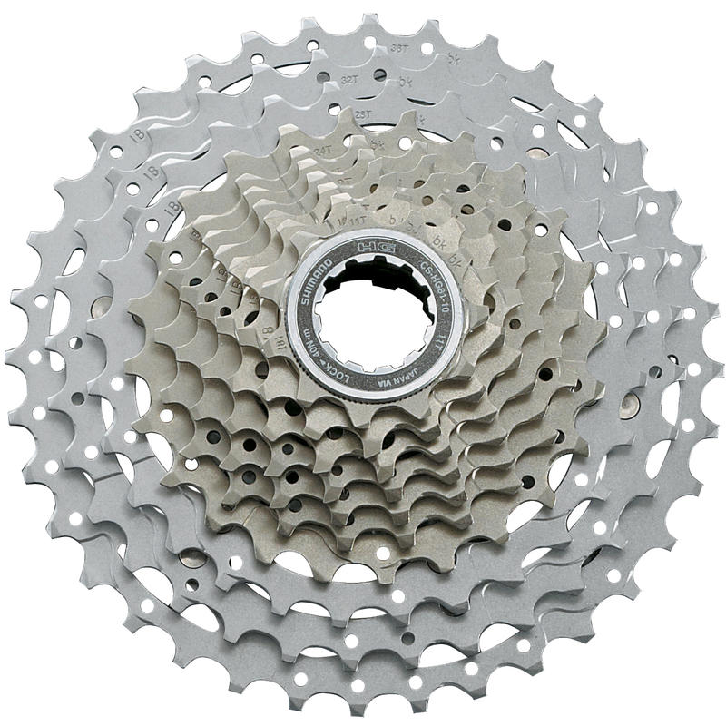 SLX Dyna-Sys CS-HG81 10 Speed 11-36T Cassette