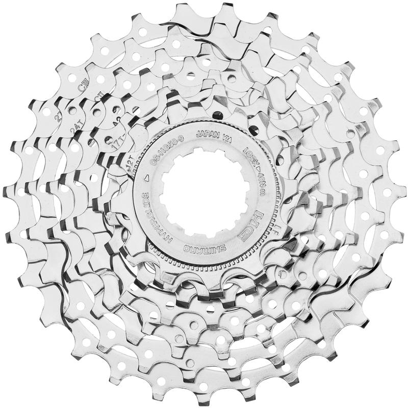 Tiagra CS-HG50 9 Speed 12-27T Cassette